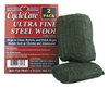 CYCLE CARE .0000 STEEL WOOL PACKAGE