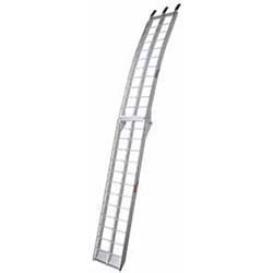MOTORSPORT PRODUCTS 9 FOOT STRAIGHT FOLDING RAMP