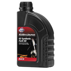 FUCHS SILKOLENESYNTHETIC RACING FORK FLUIDS