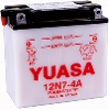YUASA CONVENTIONAL BATTERIES FOR V-TWIN