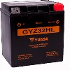 YUASA GYZ SERIES BATTERIES FOR ATV AND UTV