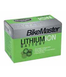 BIKEMASTER LITHIUM ION BATTERIES FOR OFFROAD