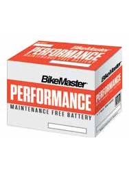 BIKEMASTER MAINTENANCE FREE BATTERIES FOR OFFROAD