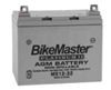 BIKEMASTER AGM PLATINUM II BATTERIES FOR ATV AND UTV