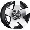 ALLIED WHEEL COMPONENTS ALUMINUM TRAILER WHEELS