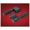 Black Satin Highway Bar Pegs