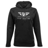 FLY CREST WOMENS HOODIE