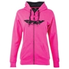 FLY CORPORATE ZIP UP WOMENS HOODIE