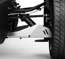A-Arm Protector from Can-Am Ryker Genuine Parts, Accessories