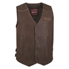 Indian Motorcycle Mens Leather Vest