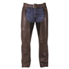 Indian Motorcycle Mens Leather Chaps
