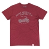 1901 Port Bike Mens Tee