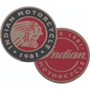 Indian Motorcycle Icon Fridge Magnets