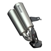 Akrapovic Low Mount Slip On Exhaust
