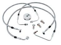 TWIN POWER  D.O.T. BRAKE LINE KITS