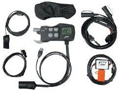 J&M JMCB-2003B CB / STEREO / INTERCOM AUDIO SYSTEM FOR V-TWIN