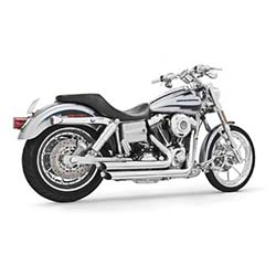 FREEDOM PERFORMANCE EXHAUST AMENDMENT SLASH-OUT FOR DYNA MODELS