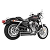 FREEDOM PERFORMANCE EXHAUST INDEPENDENCE SHORTY FOR SPORTSTER MODELS