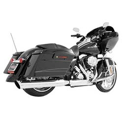 FREEDOM PERFORMANCE EXHAUST 4 IN. CLASSIC SLIP-ONS FOR TOURING
