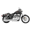 FREEDOM PERFORMANCE EXHAUST CHROME INDEPENDENCE LG FOR SPORTSTER MODELS