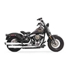 FREEDOM PERFORMANCE EXHAUST 3-1/4 IN. RACING SLIP-ONS FOR SOFTAIL MODELS