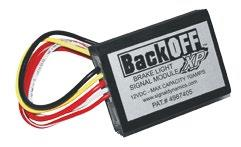 SIGNAL DYNAMICS BACKOFF XP/ BRAKE LIGHT SIGNAL MODULE