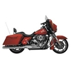 RUSH WRATH PERFORMANCE 2:1 STEPPED HEADER FULL SYSTEMS FOR DRESSER AND ROAD KING