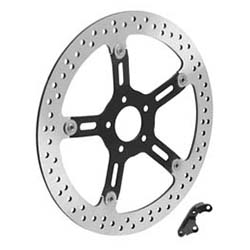 ARLEN NESS BIG BRAKE FLOATING FRONT ROTOR KIT
