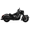 VANCE & HINES CLASSIC SLIP-ONS FOR INDIAN