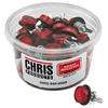 CHRIS PRODUCTS MINI-LICENSE PLATE REFLECTORS