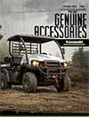 Kawasaki Mule SX Genuine Accessories