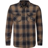 Axeman Mens Flannel Shirt