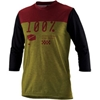 100% 3/4 SLEEVE AIRMATIC MENS JERSEY