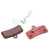 TRP CYCLING COMPONENTS SEMI-METALLIC STEEL BACKED DISC BRAKE PAD