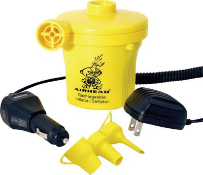 AIRHEAD CORDLESS / RECHARGEABLE 12V AIR PUMP
