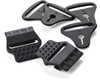POD KNEE BRACE REPLACEMENT STRAP CLIP & LOOP SET