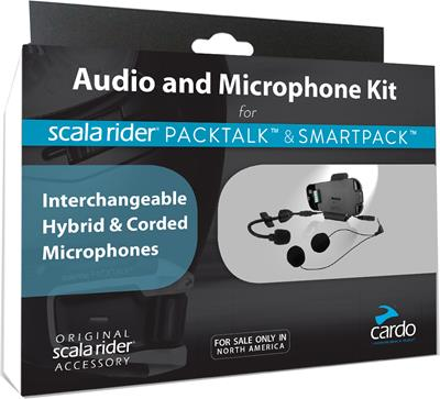 CARDO PACKTALK AUDIO KIT
