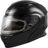 GMAX MD-01S HELMET W/ELECTRIC SHIELD