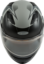 GMAX MD-01S MODULAR SNOW HELMET DESCENDANT DUAL SHIELD