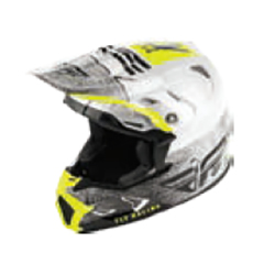 FLY RACING TOXIN EMBARGO HELMET REPLACEMENT PARTS