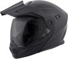 SCORPION EXO-AT950 COLD WEATHER SOLID HELMET W/ELECTRIC SHIELD