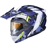 SCORPION EXO-AT950 OUTRIGGER COLD WEATHER HELMET W/ ELECTRIC SHIELD