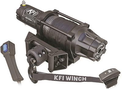 KFI 5000 WIDE ASSAULT SERIES WINCH