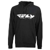 FLY RACING CORPORATE YOUTH HOODIE