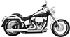 FREEDOM SOFTAIL UNION 2 INTO 1 EXHAUST SYSTEM