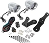 BIG BIKE PARTS FORGED BAR LED DRIVING LIGHT KIT