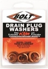 BOLT KTM COPPER DRAIN PLUG WASHERS