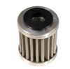 PCRACING FLO STAINLESS STEEL OIL FILTER