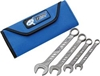 MOTION PRO TIPROLIGHT TITANIUM COMBINATION 4 PIECE WRENCH SET