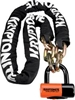 KRYPTONITE NEW YORK CHAIN W/ EVOLUTION SERIES 4 DISC LOCK